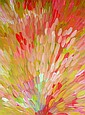 GLORIA PETYARRE (1945 - ) Medium: Original Acrylic Painting