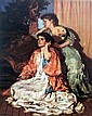 RUPERT BUNNY (1864 - 1947), Medium: Vintage Offset Lithograph