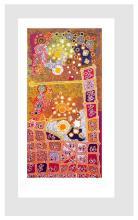 PADDY JAPALJARRI STEWART (c.1940 - 2013), Medium: LIMITED EDITION GICLEE - BRAND NEW WHITE FRAME, Title: `Possum Dreaming`