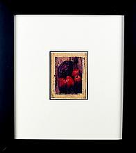 LEWIS MORLEY (1925 - 2013), Medium: Hand Signed Original Polaroid - ARTISTS ESTATE, Title: `Still Life`
