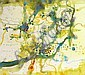 JOHN OLSEN (1928 - ), 2 x Limited Edition Lithographs, Title: Sunday Morning Tree Frogs, Signed Lower Right, Titled Lower Centre, Editioned Lower Left: 4/65 & 3/65, Provenance: Insurance Claim, Under Instructions from the Loss Adjuster as Removed