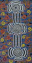 DEBORAH NAPALJARRI,  'Native Currant Dreaming'