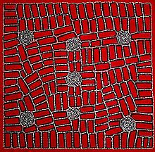 ABORIGINAL ART FROM THE RED CENTRE