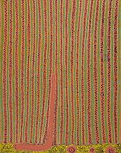 ELIZABETH NAPALJARRI,  'Caterpillar Dreaming'