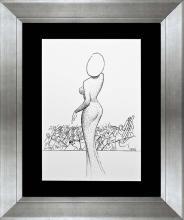 Al Hirschfeld Original Lithograph Limited Edition Marilyn Monroe Some Like it Hot