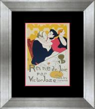 Toulouse Lautrec original Lithograph 1966