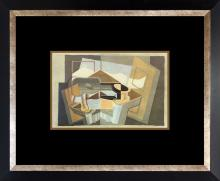 Pablo Picasso Color Plate 1957 Lithograph