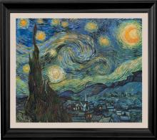 After Vincent Van Gogh-Limited Edition Starry Night