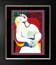 The Dream  Pablo Picasso Collection Domaine Limited Ediition