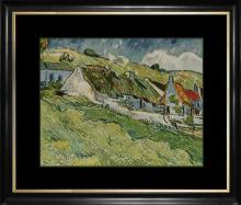 Vincent Van Gogh color lithograph from 1960