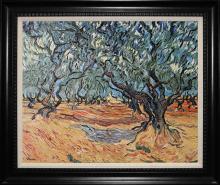 Vincent Van Gogh Hand Embellished giclee on canvas