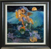 Arina Zodiac Piecies Series Hand Embellished Limited Edition