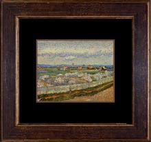 Van Gogh Color Plate Lithograph 1957