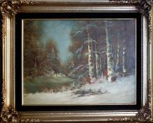 Original Oil by Samuelson