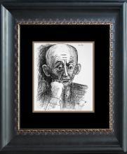 1957 Pablo Picasso Lithograph
