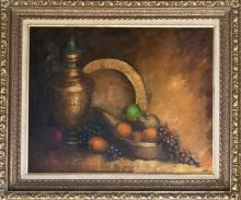 Cyber Monday Holiday Fine Art Live Auction Nov 30