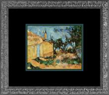 Paul Cezanne Color Plate 1957 Lithograph