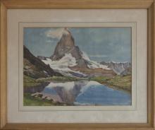Original Watercolor by Mars