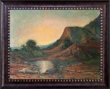Original Oil by Samuels