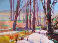 Original Oil on canvas Mariya Martiros
