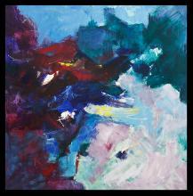 Schofield Original Abstract 48 x 48 image