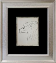 Picasso lithographs from the Marge Du Buffon portfolio  1957.