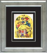 Marc Chagall Original Lithograph 1970