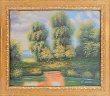 Original Oil by Brooks