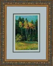 Lara-Original Oil-Golden Trees