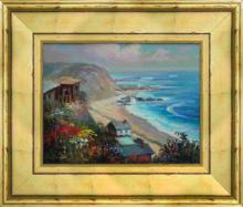 Rafael Mangiao-Original Oil-Cliffside