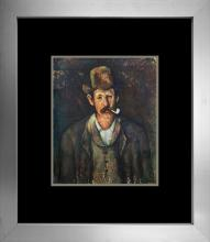 Paul Cezanne Lithograph printed in Switzerland in 1957