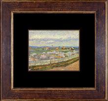 Vincent Van Gogh Color Plate 1957 Lithograph