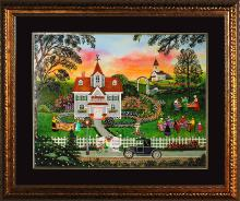 Jane Wooster Scott Limited Edition Giclee