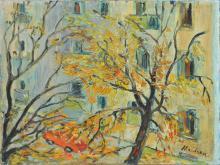 S. MOLDOVAN (1901-1982) Russian / Moldavian / American