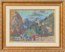 M. KIKOINE (1892-1968) Russian / Belorussian / American