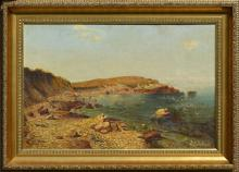 signed R. G. SUDKOVSKI (1850-1885) - Russian