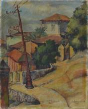 Alexander OSMERKIN (1892-1953) Russian
