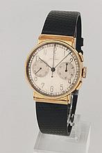 LONGINES chronograph, around 1938.