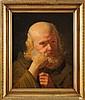 Pierre LACOUR . Le philosophe en prière