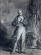 Ecole anglaise du début du XIXème siècle Jeune
