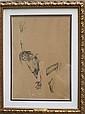 Lancelot NEY (Budapest 1900 - Paris 1965) Étude