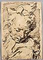 Pietro Antonio NOVELLI (Venise 1729 - 1804) Étude
