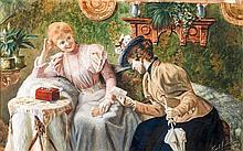 Karl MULLER (1865-1942).    Cachoterie.
