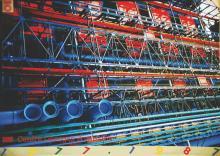 Centre Georges Pompidou 1977-1987 : 10 ans 1987