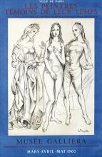Les Peintres Témoins de leur Temps 1960