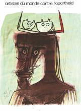 Artistes du Monde Contre l'Apartheid 1982