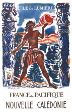 Nouvelle Calédonie - L'Ile de Lumière TAI vers 1950