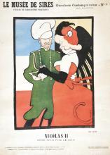 Nicolas II, notre Petit Père le Czar vers 1900
