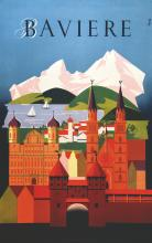 Bavière 1957