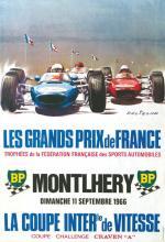 Montlhéry 11 Sept 1966 - Les Grands Prix de France. 1966 Montlhéry (Essonne )